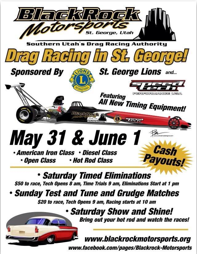 Dixie Drag Races May 31