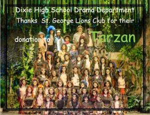 Dixie Tarzan